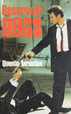 Harvey Keitel in Reservoir Dogs 1992 by Quentin Tarantino