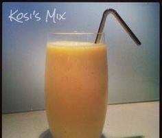 Recipe Mango Magic Smoothie by Kosmo - Recipe of category Drinks