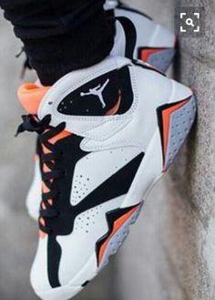 the best attitude 9321a 3b294 Follow  francisgakuru 💯👌 Jordan 7, Retro Jordan Shoes, Sneakers Nike  Jordan,