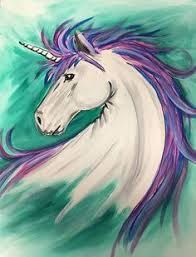 Image result for unicorn kids painting