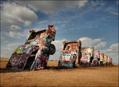 Visit some of the odd attractions in Texas!