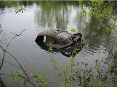 U356 - Underwater Car Wrecks?