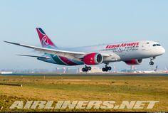 Boeing 787-8 Dreamliner - Kenya Airways | Aviation Photo #4104961 | Airliners.net