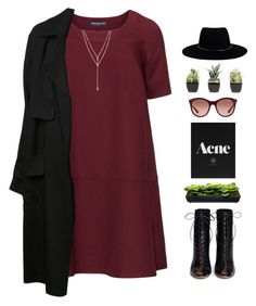 """SERIES 4 // autumn [closed]"" by theonlynewgirl on Polyvore featuring Manon Baptiste, A.L.C., Vince Camuto, Gianvito Rossi, Vogue Eyewear, Zimmermann, cheys80kgiveaway and marsaladress"
