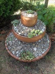 Image result for jardines con llantas