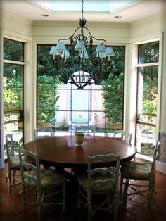 Eric J. Smith; New Mediterranean Revival Home (New Construction); Dallas, Texas.
