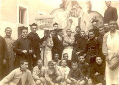 """Festa del reservat"". Borriana 1923"