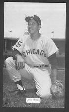 Cam Carreon J D McCarthy postcard White Sox