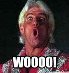 Image result for Ric Flair WOOOOOO