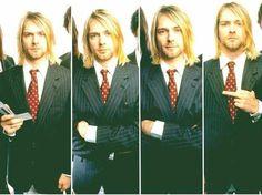 I'm Cobain. Kurt Cobain! ♥