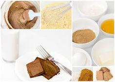 coconut flour and cacao
