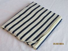 Baby Blanket Swaddling Blanket Swaddle Nautical by LilNells