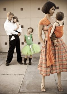 sabrina bean photography #sakurabloom #babywearing