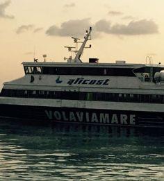 L'Alicost, che gestirà il servizio, ha reso noti i prezzi delle varie tratte. Collegamenti con il Cilento, la Costa d'Amalfi e l'isola di Capri