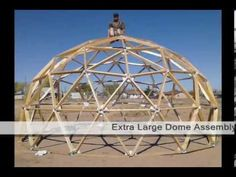 Dome Connectors® - 2x4 Geodesic Dome Connector Kits