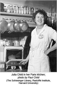 Julia Child... an icon