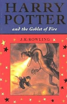 Favourite children's books of 2013 - Harry Potter and the Goblet of Fire