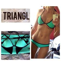 My new triangl bikini!!!