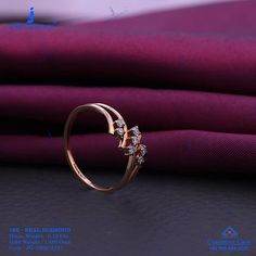 Exquisite design especialy for you. Get in touch with us on Gold Jewelry Simple, Gold Rings Jewelry, Jewelry Design Earrings, Diamond Jewelry, Simple Gold Rings, Delicate Rings, Gold Ring Designs, Gold Bangles Design, Gold Jewellery Design