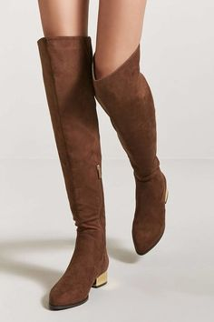 Love, Want, Need: 15 Trending Over-The-Knee Boots - FASHIONTERA