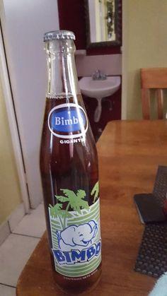 Botella Coleccion Bimbo 1990 - $ 400.00