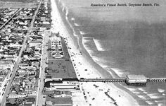 America's finest beach - Daytona Beach, Florida --Courtesy of the U.S. Navy I made it to Cannes, France, the French Riviera, and laughed at their sorry little beach.
