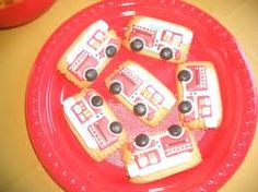 fire engine kids party - Google Search