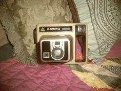 1982 Kodamatic Pleasure II Instant Camera