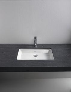Bowls & Vanity Basins : 2nd Floor Undermounted Basin