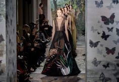 Video: Valentino Haute Couture SS 2014 - MarieClaire