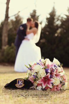 Military Wedding Pho