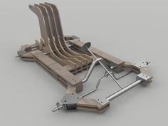 RTA soapbox car, it´s design is a fusion between a Formula 1 car and a professional kart