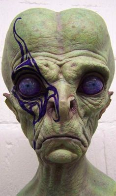 ☆ Monster Sculpture :¦: Artist Jordu Schell ☆