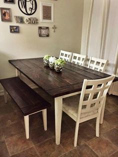 About Rustic Farmhouse Table On Pinterest Farmhouse Table Rustic