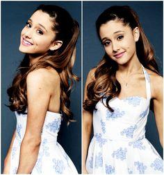(2) Ariana Grande at Styles Awards 2013