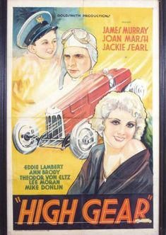 Mary Kornman and Mickey Daniels in High Gear (1931)