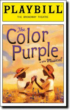 Based on 'The Color Purple' by Alice Walker