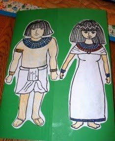ancient egypt unit study& printables