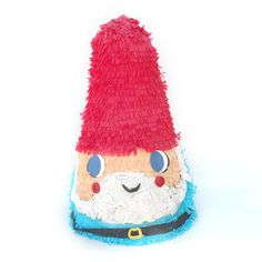 Gnome Pinata by Whack; In case anyone was wondering what to get me for my 21st birthday or basically anything, ever, here it is... excuse me while I have a happiness meltdown, just knowing this exists...day made!