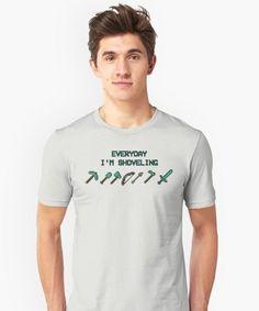 'New York City Skyline Silhouette ' T-Shirt by Alexzel Funny Bears, Tee Shirt Homme, Teacher Shirts, Tolkien, Tshirt Colors, Chiffon Tops, Classic T Shirts, Shirt Designs, Slim