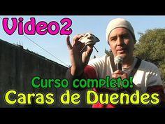 Como hacer la cara de un duende  Video #1 - YouTube