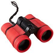 Lucca: Kids Outdoor Toys: Kids Blue and Red Toy Binoculars in Outdoor Toys