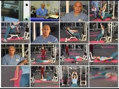 20 основных упражнений Бубновского - YouTube