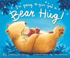 Coolestmommy's Coolest Thoughts: I'm Going to Give You A Bear Hug Review and Giveaway