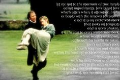 Sense and Sensibility Sonnet 116~~~  Taught this to my Lit students.