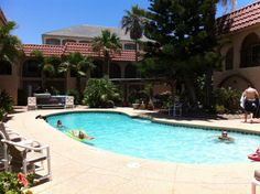 Beautiful pool and grounds - N. Padre Beach Beauty - Free WiFi, close to beach - Corpus Christi - rentals
