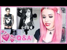 Q&A ❤ Dating, Sex & Relationships - YouTube || Moa Murderess