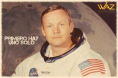 #PrimeroHayUnoSolo Armstrong