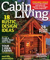 Log Home Living – Your Guide to Log Homes and Log Cabins