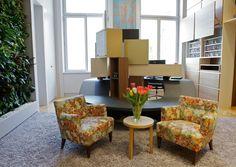 Das Altstadt Vienna ist 25 Jahre. Zum Hotel-Jubiläum bekommt es eine Wohnzimmer-Rezeption, eine neue Suite und eine Auszeichnung.